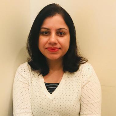 physiotherapist Shainy Chaudhary